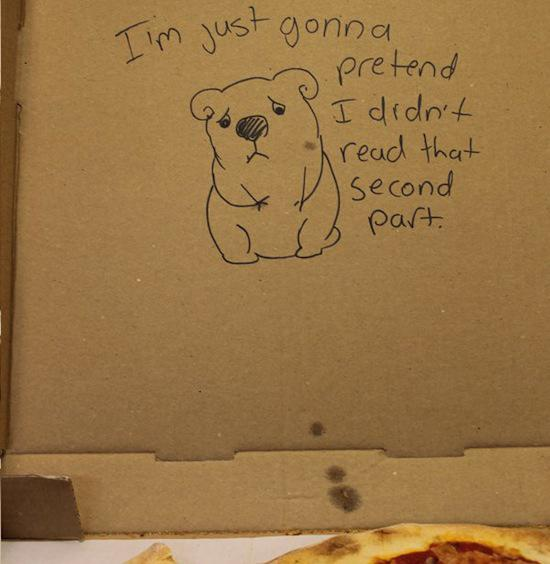 Pizza Box Drawing Koala 4graph Blog