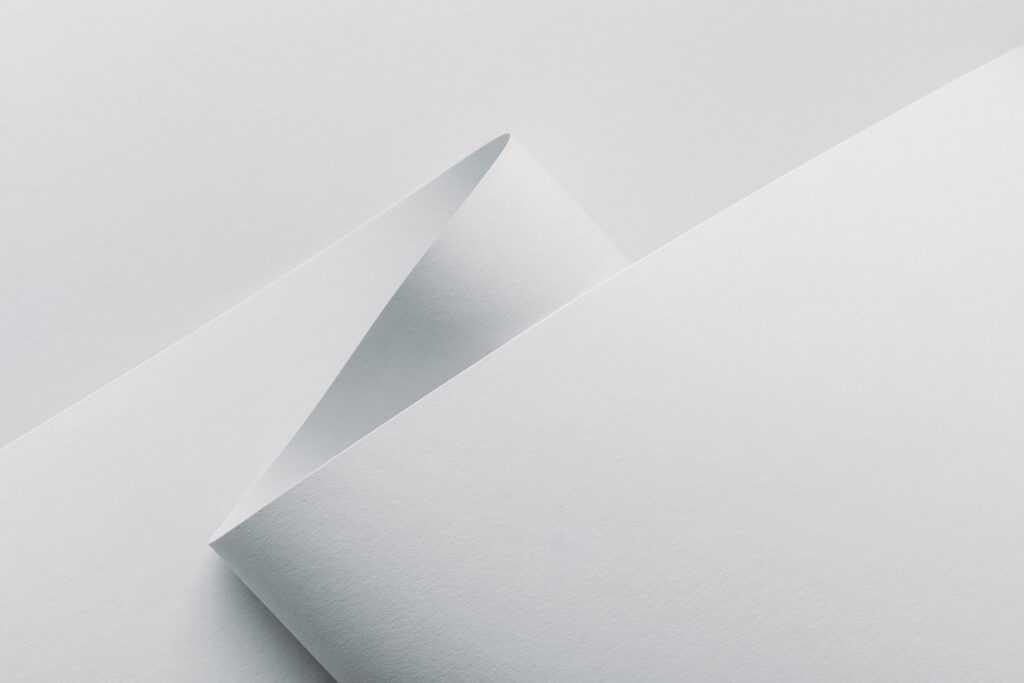 La scelta del tipo di carta è uno dei segreti della qualità della stampa online.