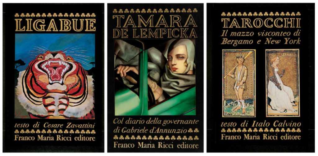 Omaggio a Franco Maria Ricci