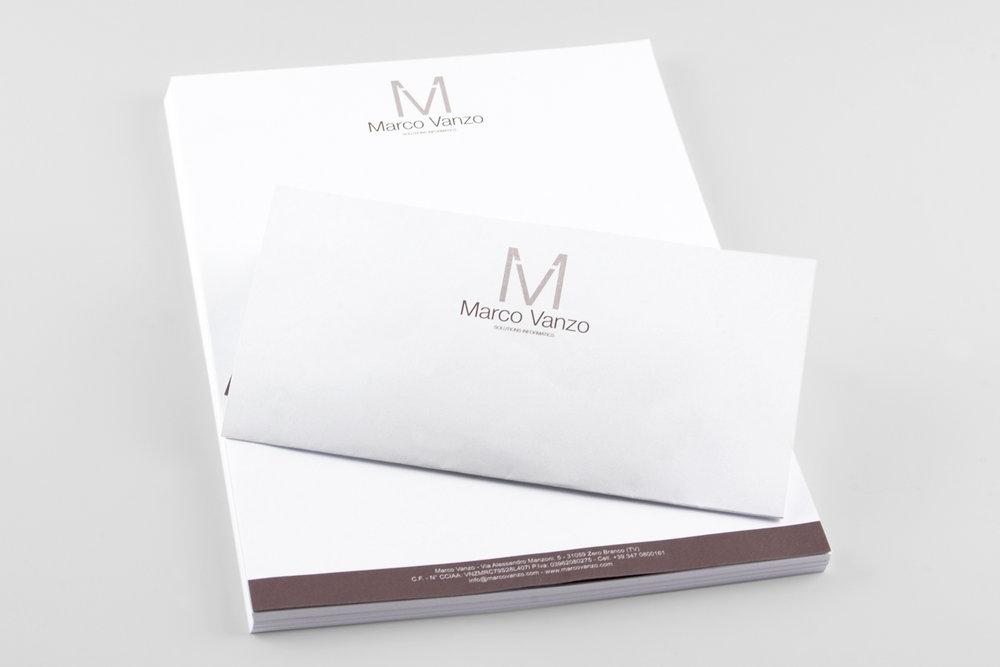 Favoloso Stampa Carta Intesta Online a Prezzi Convenienti su 4graph LF27
