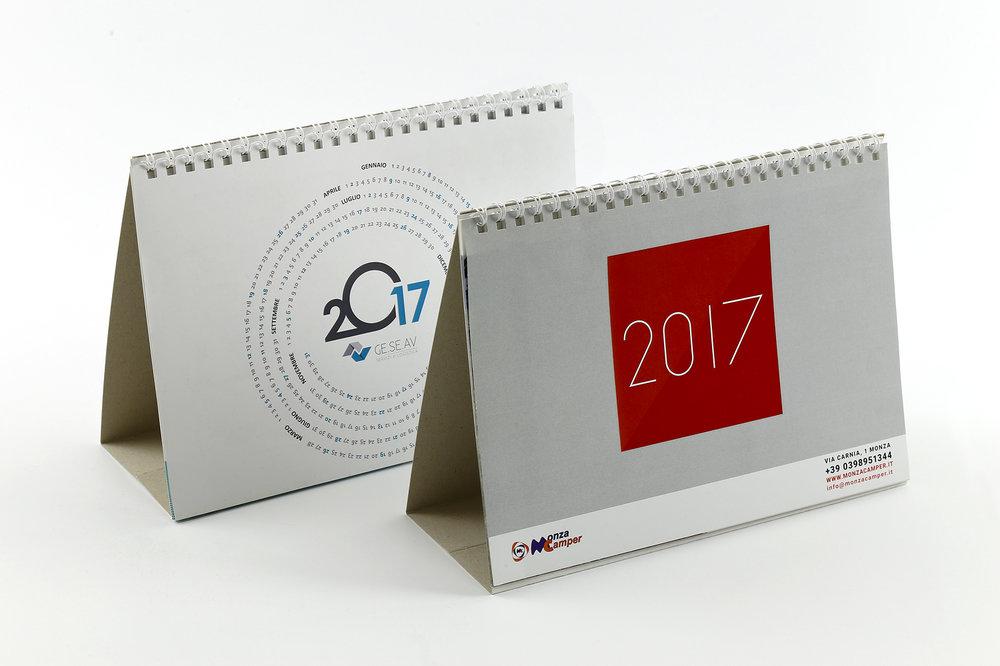 Stampa calendari online personalizzati su fotoservice