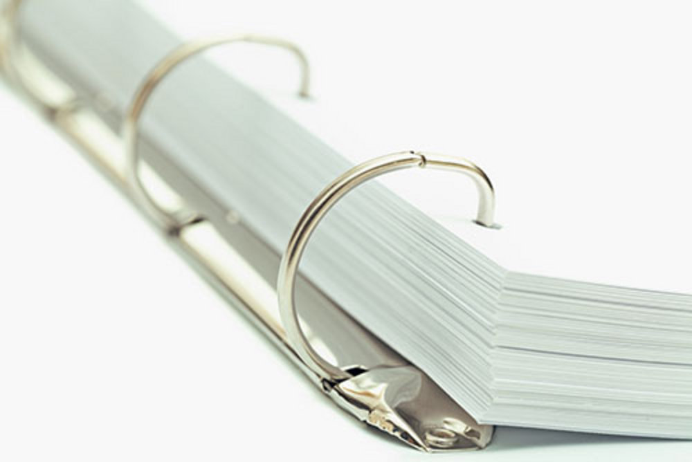 Raccoglitori ad anelli personalizzati stampa online con for Porta quaderni